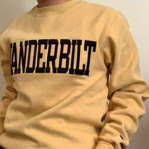 Champion Vanderbilt Crewneck